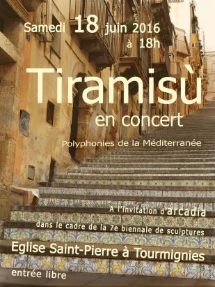 flyer concert Tourmignies 2016