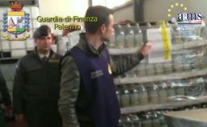Séquestration d'huile d'olive Palerme 2016